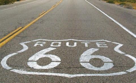 La Ruta 66 tendrá un tramo de paneles solares
