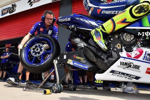 El agarre de Sachsenring, ¿una pesadilla para Michelin?