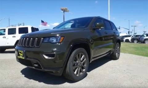 ¿Es el Jeep Grand Cherokee el último TT de lujo?