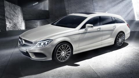 Mercedes CLS Final Edition familiar