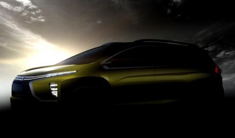 Mitsubishi MPV Concept, nuevo prototipo para Indonesia