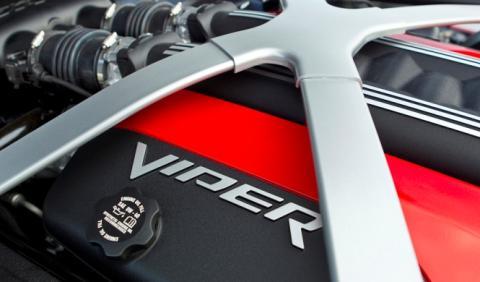 Cinco locuras de Chrysler con el motor del Viper