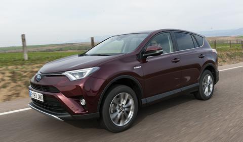 Cuatro ventajas de la tecnología híbrida de Toyota