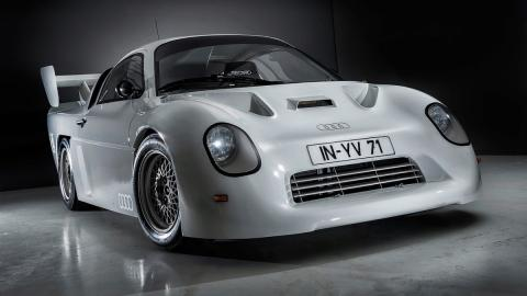 Audi Quattro Group S Prototype