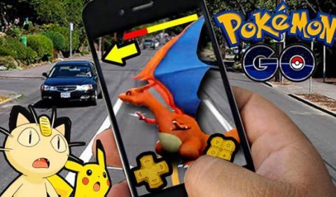 Llega al final de Pokemon Go con la ayuda de Uber