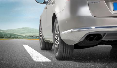 Así son los neumáticos de verano