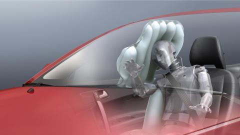 airbag de cortinilla