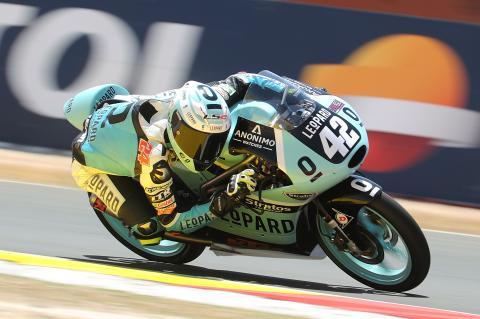 Moto3 2016: Marcos Ramírez ficha por el Platinum Bay Estate