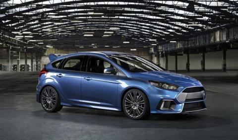 ¿Es el Ford Focus RS un coche para usar a diario?