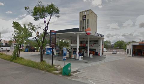 Esta gasolinera es ahora Bien de Interés Patrimonial