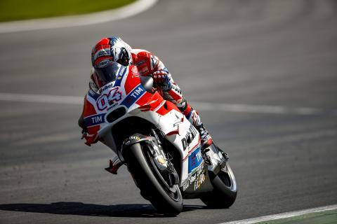 MotoGP Austria 2016: la gran oportunidad de Ducati