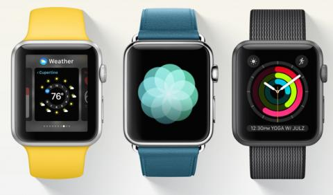 Apple quiere lanzar dos nuevos Apple Watch con el iPhone 7