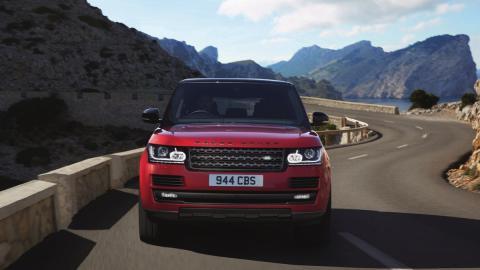 Range Rover SVAutobiography Dynamic frontal