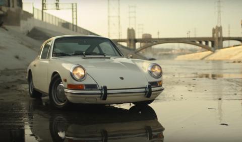 Vídeo: un Porsche 912 con mucho encanto