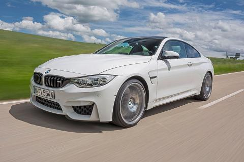 Prueba radical: BMW M4 Competition