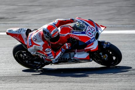 Libres MotoGP Austria 2016: Dovizioso tritura el crono