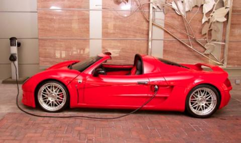 Ritz-Carlton instala cargadores para los coches eléctricos