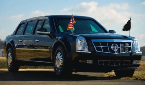 Esto es en lo que viajará el nuevo Presidente de EEUU
