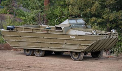 vehiculo militar dukw
