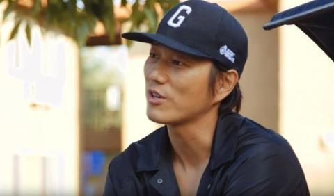 Vídeo: el nuevo proyecto de Sung Kang ('A todo gas')