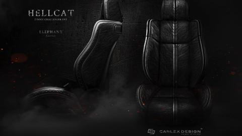 Carlex Design Dodge Challenger Hellcat Project 6