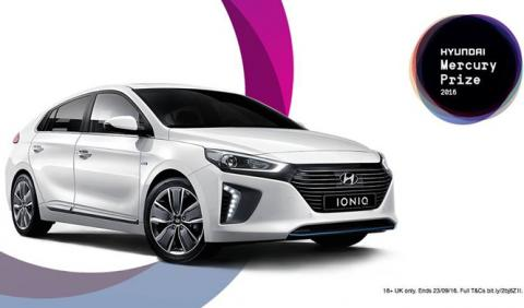 Hyundai sortea un Ioniq Híbrido en las redes sociales
