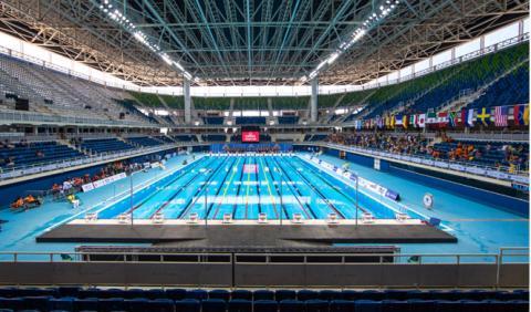 Río 2016: la piscina podría haber beneficiado a nadadores