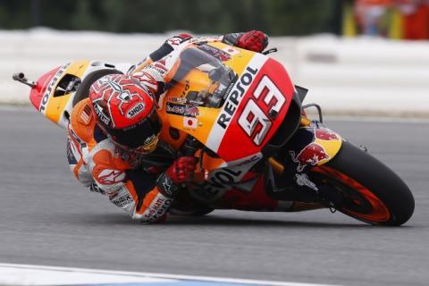 Clasificación MotoGP Brno 2016: Márquez no es de este mundo