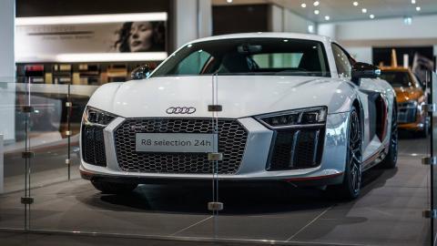 Audi R8 V10 plus 'Selection 24h'