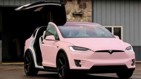 Verity Tesla Model X