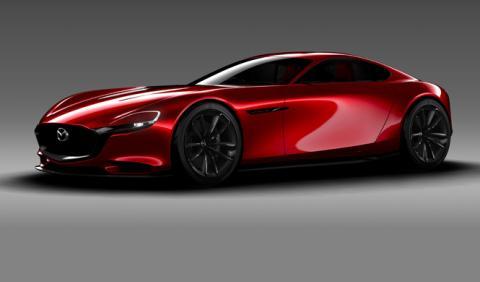 El Mazda RX-9 podría salir a la venta en 2020