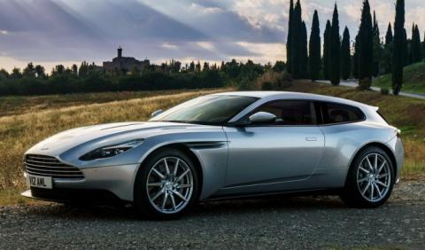 Así es el Aston Martin DB11 con carrocería Shooting Brake