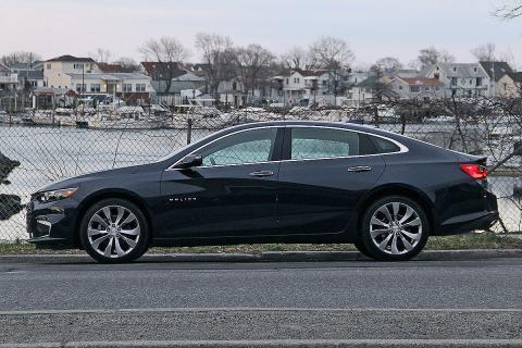 Prueba: Chevrolet Malibu. El futuro Opel Insignia