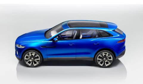Jaguar J-Pace, el rival del BMW X7, ¡pillado en pruebas!