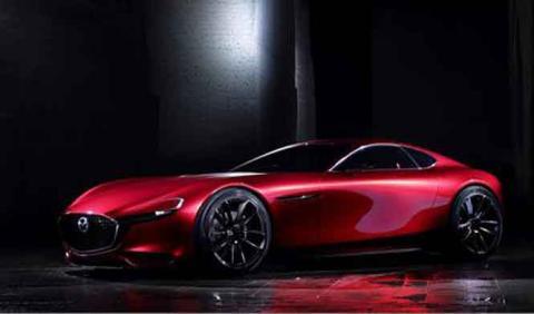 El Mazda RX-Vision resucitará en el Mazda3
