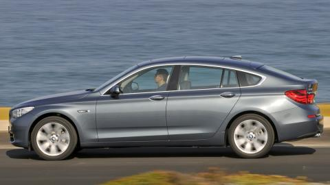 El BMW Serie 5 GT 2017, nuevos datos de su renovación