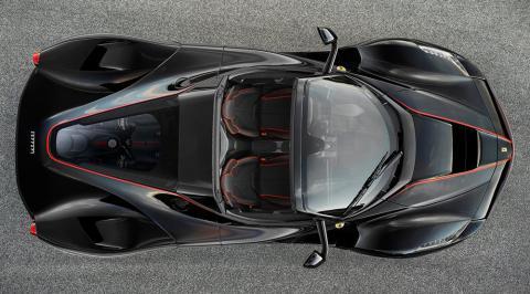 5 datos que molan mucho del Ferrari LaFerrari Aperta