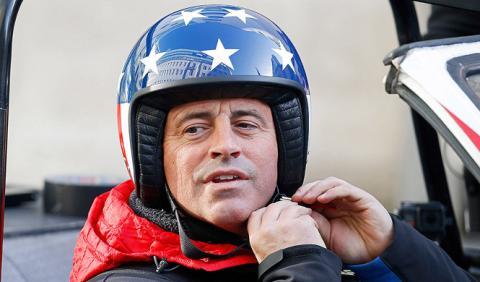 El sueldazo de Matt LeBlanc por presentar Top Gear
