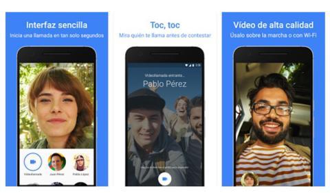 ¿Cómo funciona Duo, la app de videollamadas de Google?