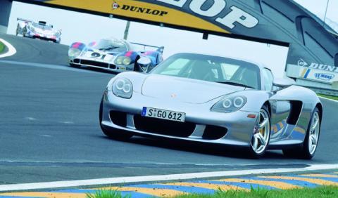 Vídeo: prueba del Porsche Carrera GT, al volante del mito
