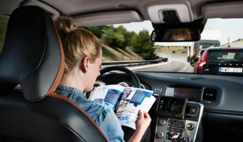 Los seis niveles de autonomía que puede alcanzar un coche