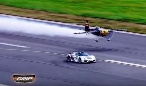 ¿Es el Porsche 918 Spyder más rápido que un avión?