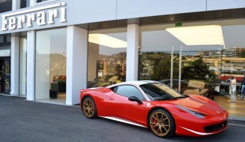 """Ferrari 458 Italia """"Niki Lauda"""" venta"""