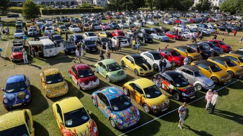 Beetle Sunshine: la reunión de Beetles más grande del mundo