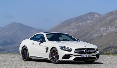 AMG se encargará del desarrollo del próximo Mercedes SL