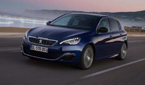 mejores coches nuevos Peugeot 308