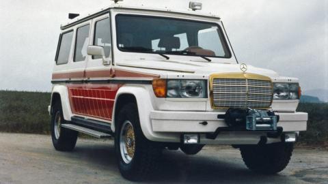 AMG 280 GE 5.6 Sport de 1979