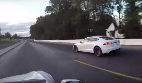 Duelo de hermanos: Tesla Model S P100D VS P90D