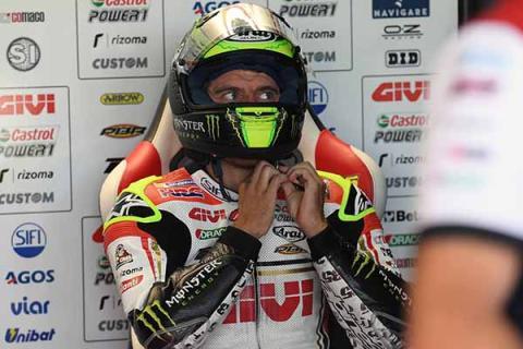 """Crutchlow: """"Lorenzo no es el campeón que busca Ducati"""""""