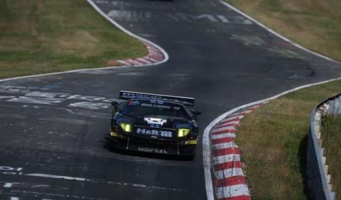 El antiguo Ford GT marca un récord en Nürburgring